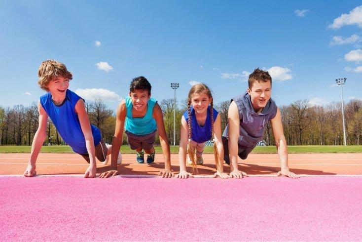 Упражнения для похудения: примерный комплекс