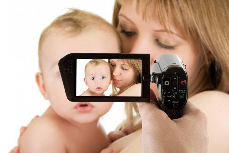 Видеоблоги в помощь матерям