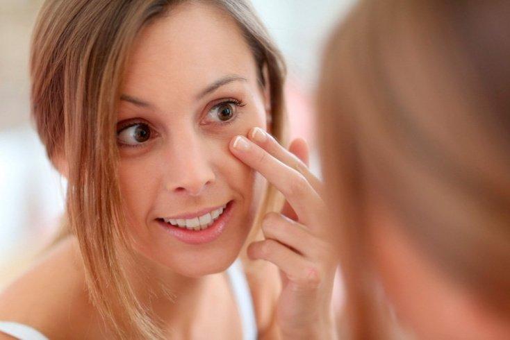 Красота глаз: причины появления кругов под глазами