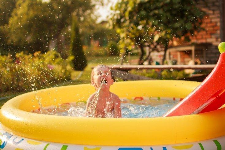 Всесторонне развитие ребенка в летнюю пору