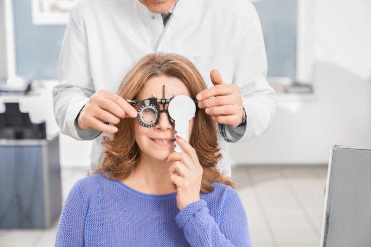 Ухудшение зрения невозможно остановить