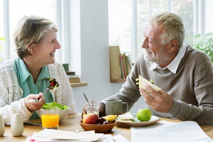 Проблемы диеты в пожилом возрасте