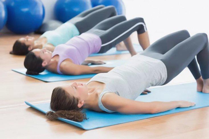 Какие упражнения можно выполнять во время менструаций?