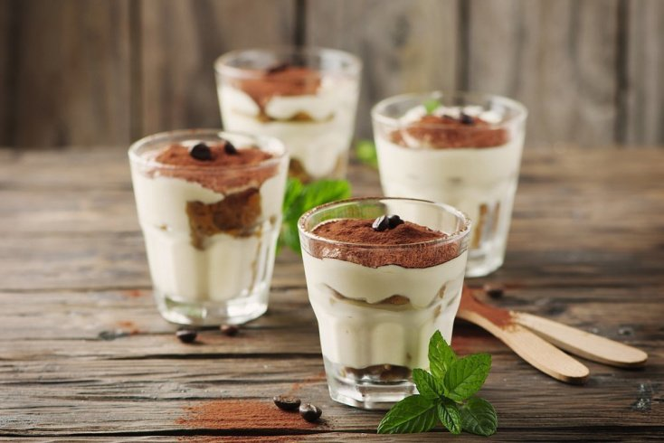 Сладкий десерт: полезное лакомство для здоровья и фигуры