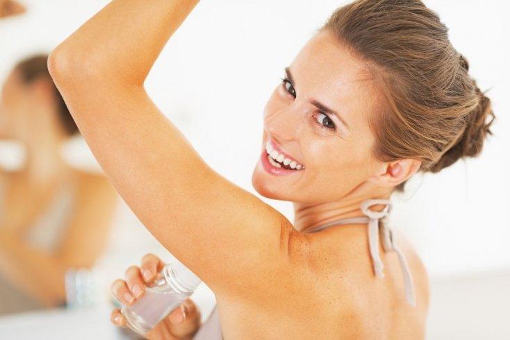 Летний хит №1 — дезодорант для тела