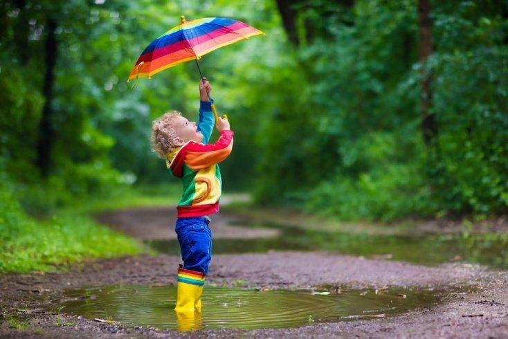 Как подготовить ребенка к прогулке?