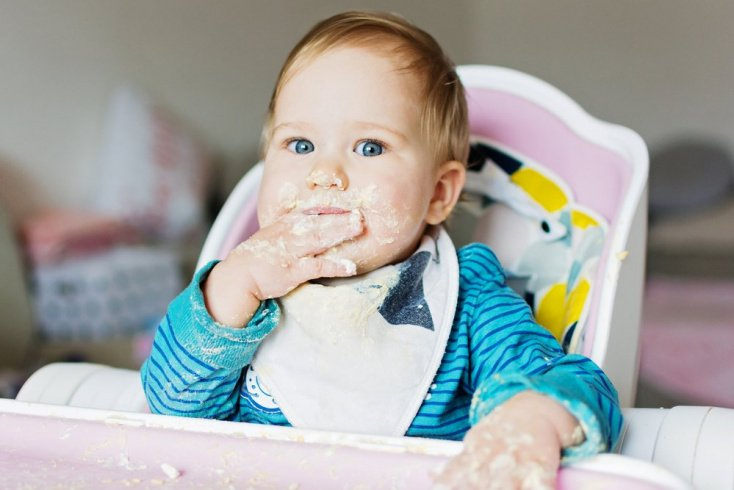 Питание и сон малыша