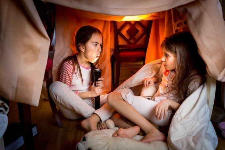 Ночные галлюцинации у детей