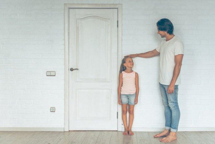 Как родители могут заподозрить гигантизм