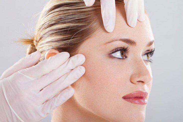 Красота и молодость лица с салонными процедурами