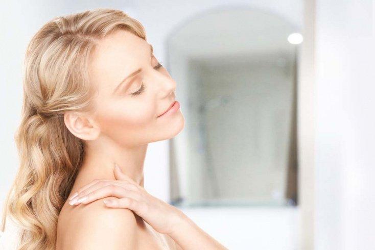Салонные процедуры как профилактика появления седых волос