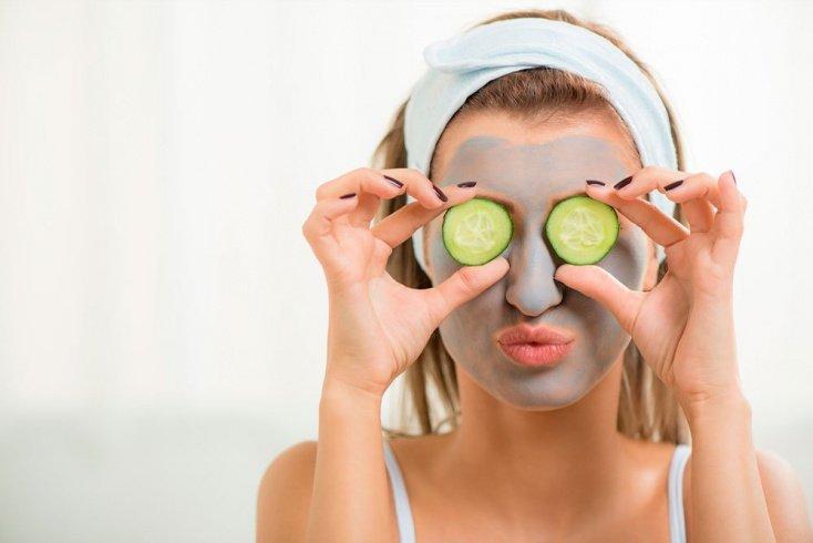 Основные компоненты рецептов масок по типу кожи
