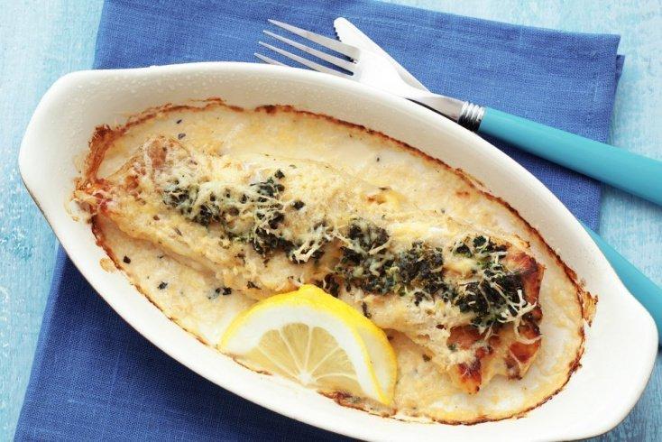 Рецепты полезных для здоровья и фигуры блюд из рыбы
