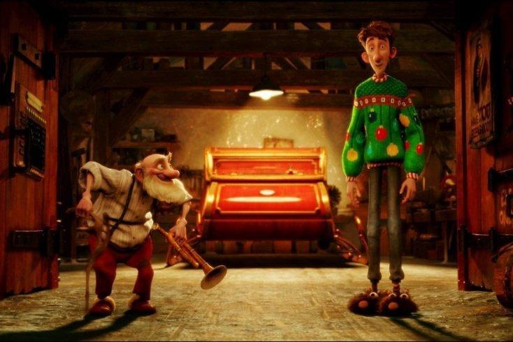 Секретная служба Санта-Клауса, 2011 г