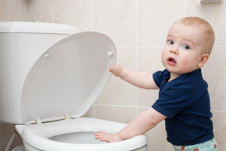 Интерес к родителям в туалете как этап развития ребенка