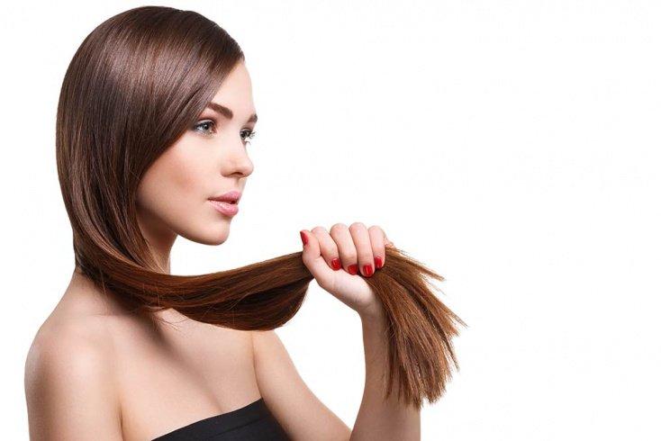 Кефир делает волосы сильными