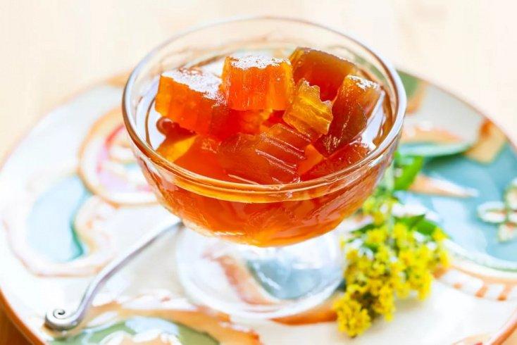 Вкусные рецепты: мармелад из тыквы