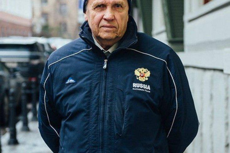 Владимир Шатаев, спортсмен-долгожитель