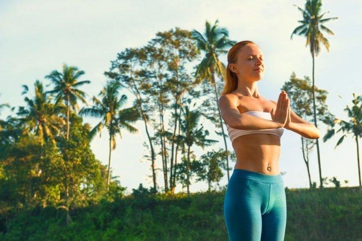 Особенности выполнения фитнес-комплекса йоги «Приветствие солнцу»