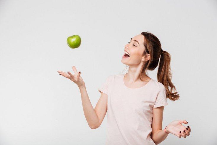 Рецепты яблочной диеты