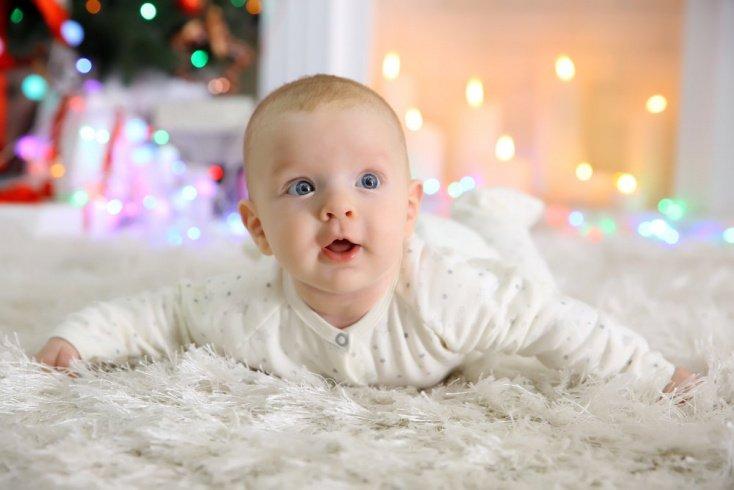 Второй малыш: 10 января 2015 года