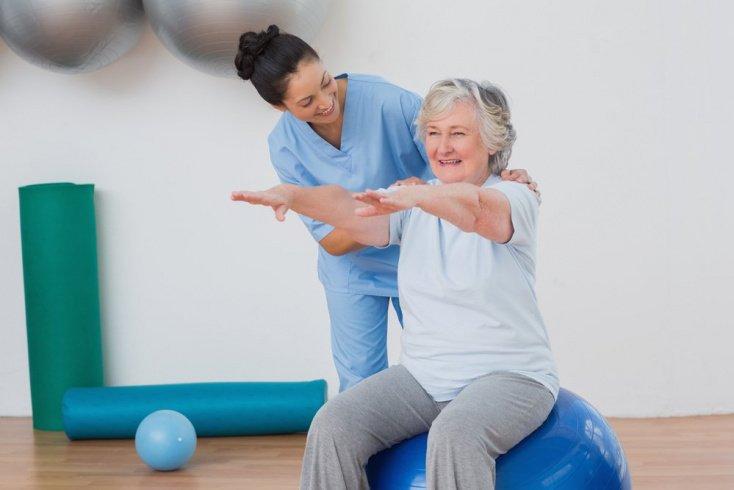 Начало восстановления после инфаркта – щадящие физические упражнения