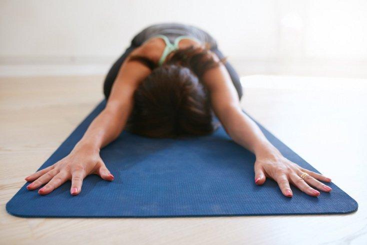 Подборка поз йоги от боли в спине