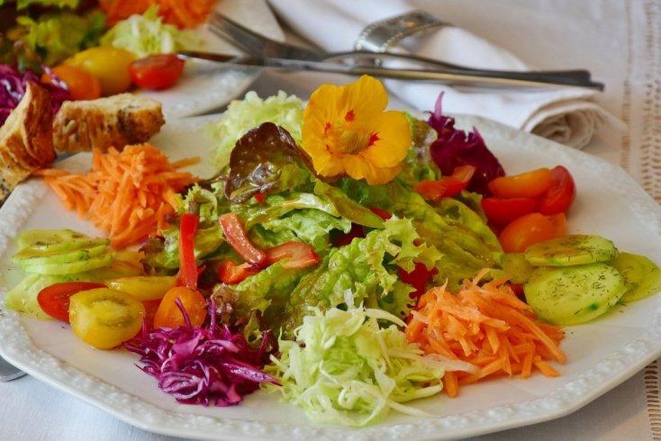 В основе похудения — правильное питание