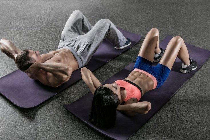 Удовольствие от выполнения упражнений