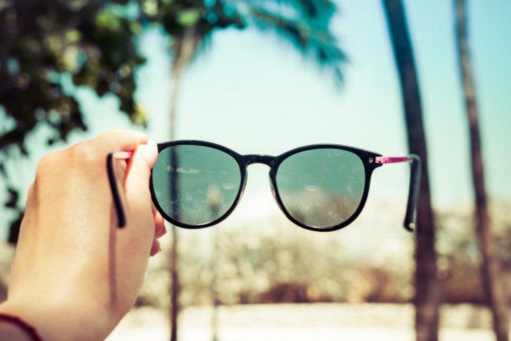 Светопропускание солнцезащитных очков