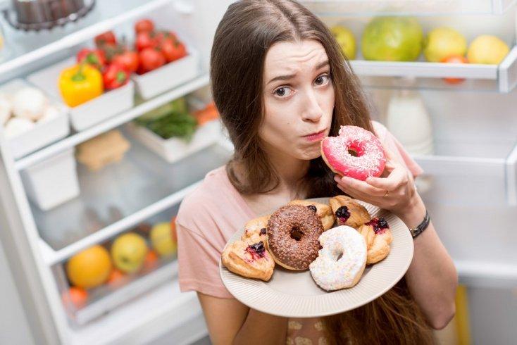 Подробное меню диеты