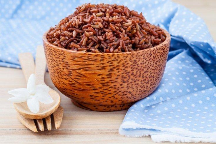 Как можно использовать красный рис для похудения
