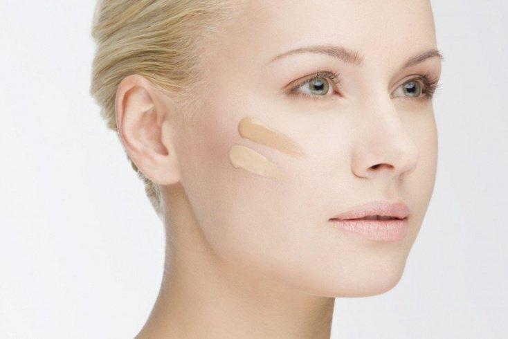 Как правильно распределять хайлайтер на лице?