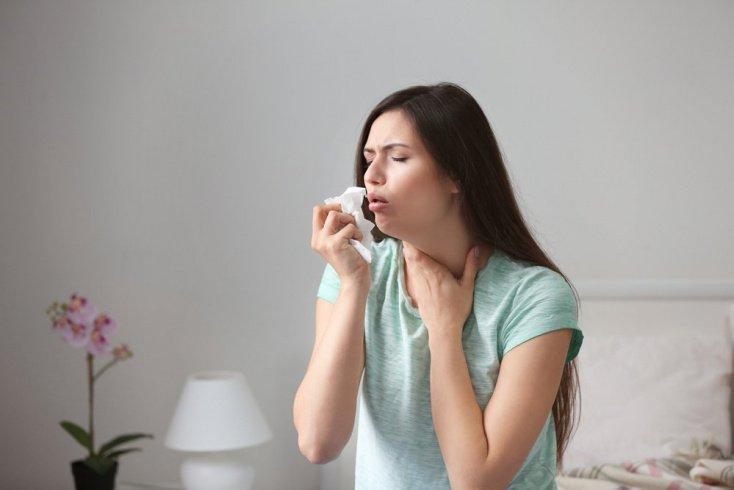 Симптомы аллергии при наличии в жилище плесени, пыли