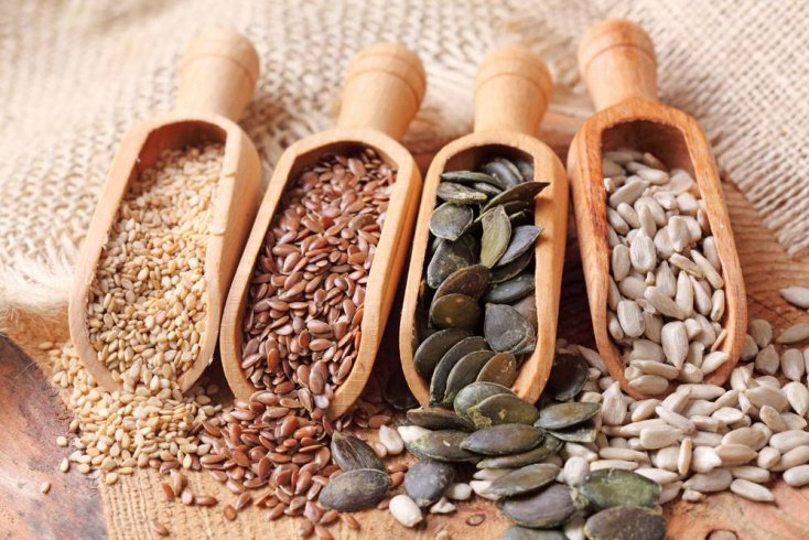 Свойства семян, растений и плодов в лечении диабета