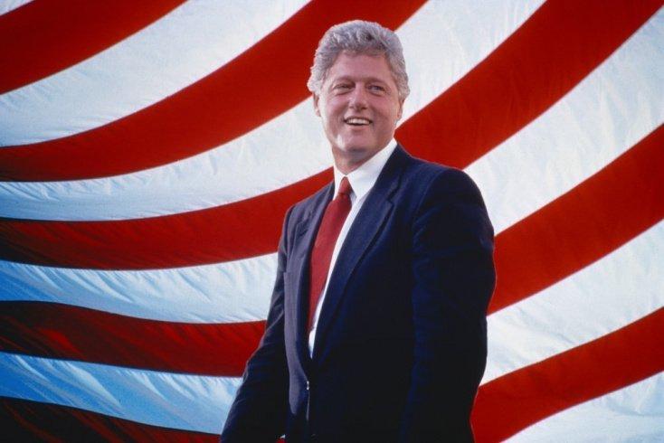 Вегетарианская диета Билла Клинтона