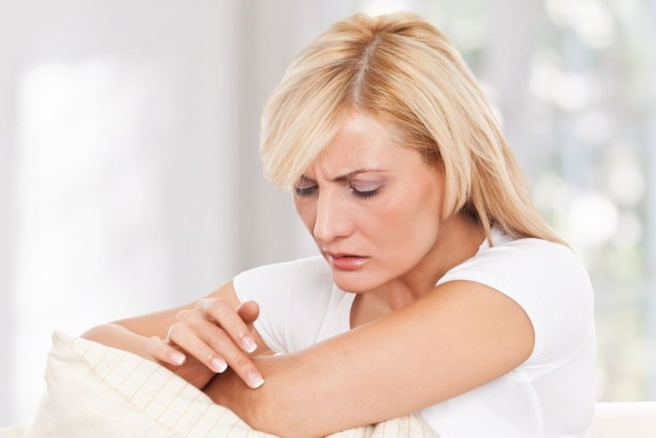 Симптомы, сопутствующие микроспории