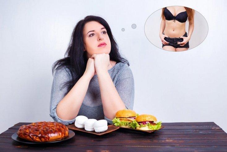 Совет 1. Пропишите цели снижения веса