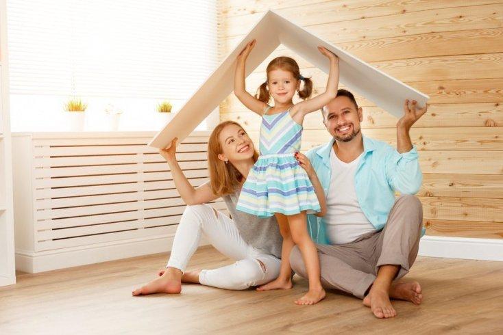 Как унять детские капризы? Построить домик!