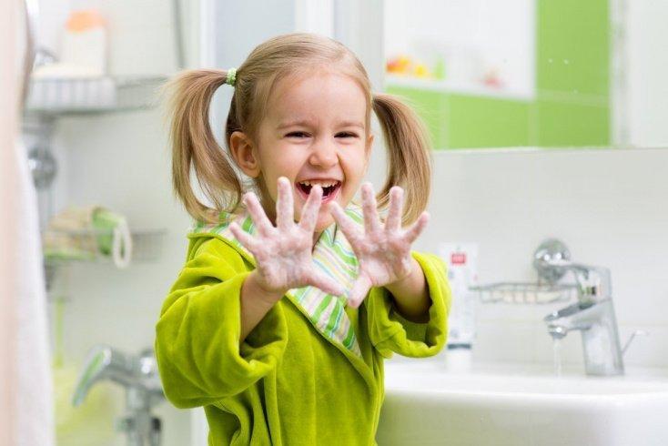 Какие правила личной гигиены должен знать ребенок