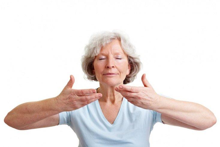 Правильное дыхание как главное условие похудения