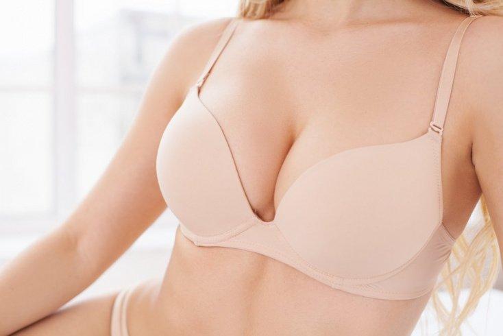 Визуальные способы увеличения груди