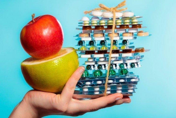 «Таблеточная» диета для похудения