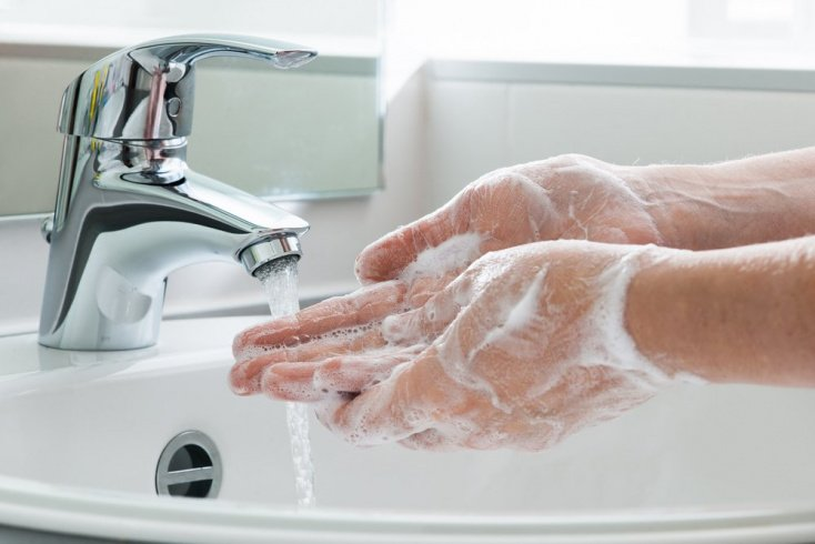 Совет №4 — дружите с мылом