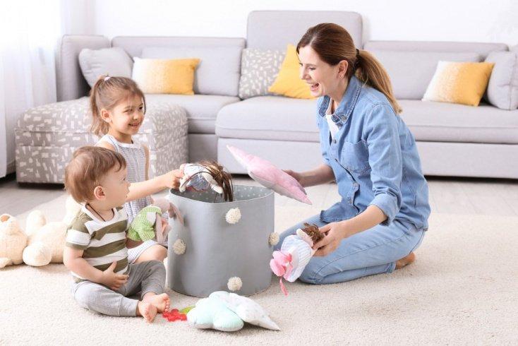 Особенности игры детей и взрослых