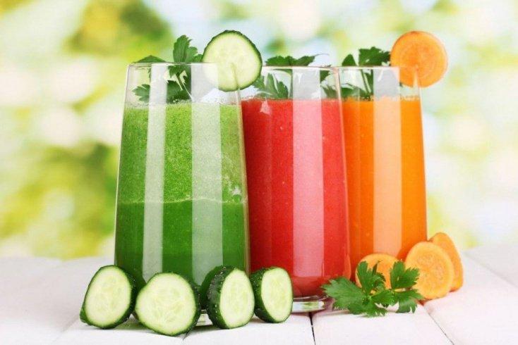 Рецепты для похудения: красота в полезных напитках