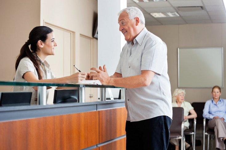 Договорные отношения с клиникой
