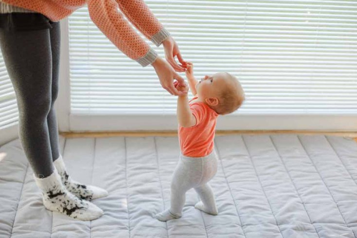 Новый этап развития ребенка