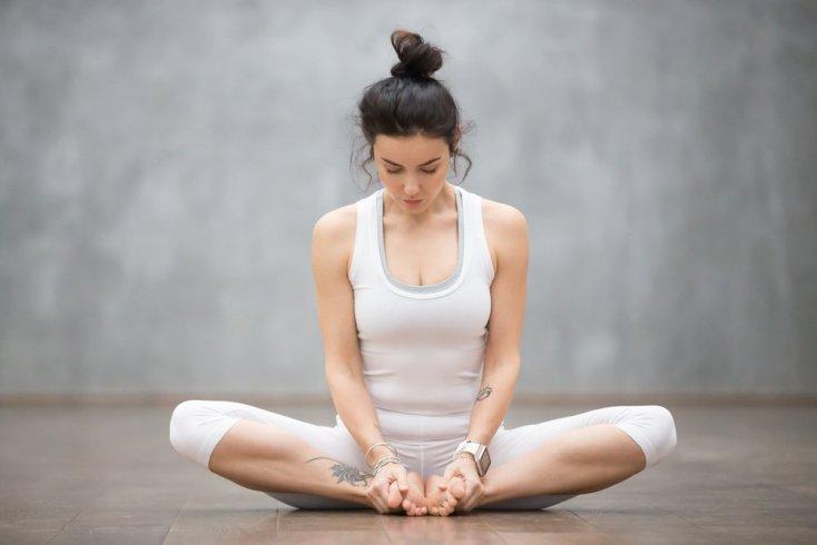 Виды йоги для похудения