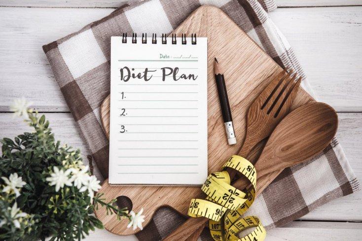 Неправильное распределение калорийности меню диеты